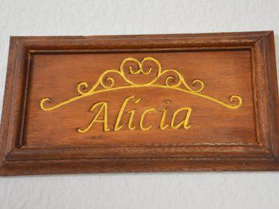 Habitación Alicia